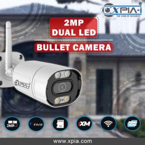 2 Dual LED Bullet
