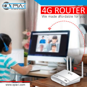 Online Classes With 4G ROuter